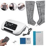 220W4ModlarıHavaSıkıştırma Ayak Masajı Kızılötesi Terapi Kol Bel Pnömatik Hava Sarar Ağrı kesici Elektrikli Masaj Ev Fitnes Rahatlatıcı Parçalar