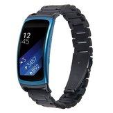 Montre en acier inoxydable Bande pour Samsung Galaxy Gear Fit 2