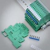 Non Contact Solid State Relay Module Combination of MRA-23D5 PLC Relay Magnifying Plate Relay Board