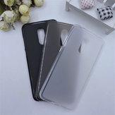 Bakeey ™ Matte, schokbestendige Soft TPU beschermhoes voor de achterkant van de Xiaomi Redmi 5 Plus Niet-origineel