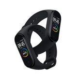 [BT 5.0] Original Xiaomi Mi banda 4 AMOLED Pantalla a color Pulsera 135 mAh Batería Aptitud Reloj inteligente de seguimiento Global Version