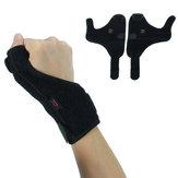 1本の手首サポートのつまみをつまんでSpicaの手のサポート通気性のスポーツ医学のつまみの安定剤