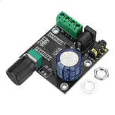 PAM8610 Dual Channel DC 12 V 15 W x 2 Klasse D HD Digitale Audio Stereo Hoge Eindversterker Board