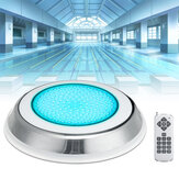 441LED RGB Sualtı Yüzme Havuz Işık IP68 Uzakdan Kumanda Çeşme Işık