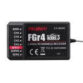 Flysky FS-GR4 2.4Ghz 4CH AFHDS Приемник для FS-NB4 + FS-TR4 Передатчик FS-FG4