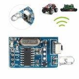 3PCS DIY 5V Wireless IR Infrared Remote Decoder Encoding Transmitter Receiver Module