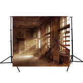 Ruins Factory Theme Vinyl Photography Background Backdrop for Studio Photo 7x5ft