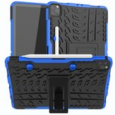 Bakeey Heavy Duty Anti-skip Bracket Tablet Case With Pencil Holder For iPad Pro 11