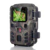 Mini301 16MP 1080P IP65 Étanche Chasse Caméra de Chasse En Plein Air Vision Nocturne Scoutisme Surveillance Faune Caméra avec PIR Capteur