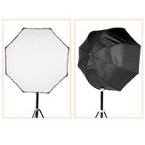 Godox 80cm Portable Octagon Softbox Umbrella Brolly Reflector for Speedlight Flash