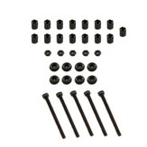 HGLRC M2 2mm Screw Hardware Pack para F4 Stack f413 / f428 / f438 / f440-tx20.v2 Pilha 20x20mm