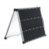 100W ETFE Solar Panel With Controller Solar Folding Suitcase