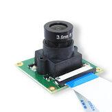 5MP камера Модуль OV5647 «Рыбий глаз» Широкоугольный камера 160 ° Фокус, регулируемый для контроля дверного звонка камера Плата