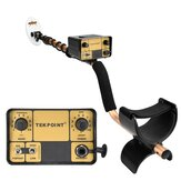 TEKPOINT-2 Portable Underground Metal Detector High Sensitivity Gold Detecting Hunting Tool