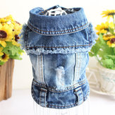 Be Pet New Hole Must Be Cowboy Small Vest Dog Pet Clothes Teddy