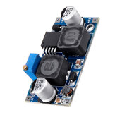 2Pcs DC-DC Boost Buck Adjustable Step Up Step Down Automatic Converter XL6009 Module Suitable For Solar Panel
