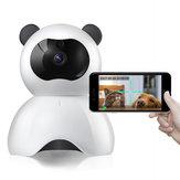 Pet Monitör 720 P HD Kablosuz Köpek Monitör İki yönlü Ses Kapalı Ev Güvenlik IP Kamera Gece Görüş