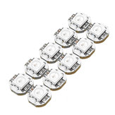 100PC Geekcreit® DC 5V 3MM x 10MM WS2812B SMD LED Kart Dahili IC-WS2812