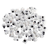70PCS Pack 5 Pin Gateron Silent Black Switch Mechanical Switch for Mechanical Gaming Keyboard