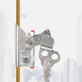 XINDA linka bezpieczeństwa do pracy powietrznej urządzenie samoblokujące zapobiegające upadkowi wspinaczka górska szybkozłączka lina chwytakowa ochrona instalacja karabinek wspinaczkowy