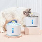 Cat Pet Water Fountain Cachorro Bebedouro Pet USB Dispensador automático de água Super silencioso bebedor automático alimentador