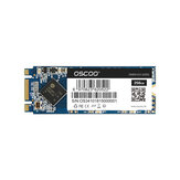 OSCOO M.2 2260 NGFF SSD M.2 HDD Hard Disk Drives Solid State Drive Internal Hard Disk for Laptop