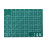 Drillpro 220mm x 300mm A4 Non Slip Cutting Mat Double-Sided Self Healing Rotary Cutting Mat Board