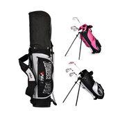 ユースチルドレンゴルフバッグゴルフクラブスタンドバッグ防水ゴルフスティック収納バッグアウトドアスポーツ