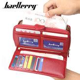 BaellerryKobietyFauxLeatherLargeCapacity Fashion Purse