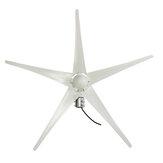 Turbina eolica da 1000 W di picco 12V / 24V Turbina eolica a 5 pale