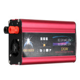 Intelligent Voltage Identification DC 12/24V To AC 220V Power Inverter 900W Peak Solar Inverter