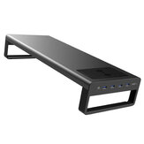 Aluminum Alloy Base Stand With USB 3.0 Ports Convenient Direct Charging Board