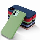 [Multiple Colors] Bakeey for iPhone 12 Mini Case Candy Color Shockproof Soft TPU Protective Case Back Cover