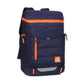 Laptop Çanta Büyük Kapasiteli Tuval Sırt Çantası Unisex sırt çantası Eğlence Moda Şık