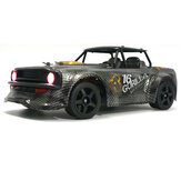 SG 1604 RTR 1/16 2.4G 4WD 30 km / u RC Auto LED Licht Drift On-Road Proportionele Controle Voertuigen Model