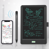 NeWYes SyncPen Cloud Pen Smart Writing with 10 inch LCD Synchronization Writing Tablet and Magic Notebook Intelligent Offline Storage and Online Update Handwriting Board Online Teaching Instant Handwriting Synchronization