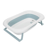 82cm/32.3in Portable Foldable Baby Infant Bathtub Shower Bath Tub / Thermometer