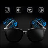 Bakeey ZR18 Smart Очки Музыкальный плеер Звонок Голосовой помощник Bluetooth 5.0 Интеллектуальные солнцезащитные очки с защитой от УФ-излучения
