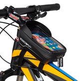 GUB 922900ml自転車アッパーチューブバッグEVAハードシェル耐衝撃性自転車フレームバッグサイクリングに欠かせない自転車部品