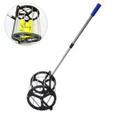 Tennis Golf Ball Picker Edelstahl Kommissionierung Maschine Outdoor Sport Baseball Picking Rod