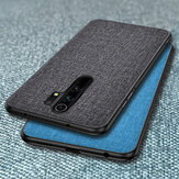 Bakeey for Xiaomi Redmi 9 Case Breathable Canvas Sweatproof Shockproof Protective Case Back Cover