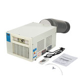 220V 360W Window Type Portable Air Conditioner Cooling and Warming Dual Use With Waterproof Remote Control