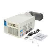 220V 360W Finestra Tipo Condizionatore d'aria portatile Raffreddamento e riscaldamento Doppio uso con controllo impermeabile remoto