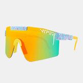 Unisex Colorful Ayarlanabilir Gözlükler Bacak Bisiklete binme Outdoor Spor UV Koruma Polarize Güneş Gözlüğü
