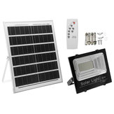 25w / 40w / 60w Solar Flood Light Solar LED Spotlight W / Manual / Remote Control Panel słoneczny IP67 Wodoodporny