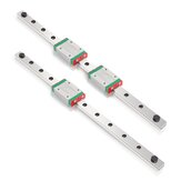 SIMAX3D® MGN12H Linear Guide with block 200/300/350/390/400/500/600/700/800mm Miniature Block for Rail