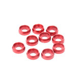 ALZRC Devil 380 420 465 450L X360 RC Helicopter Parts M2.5 Screw Washer Red