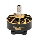4 قطع t- موتور الطيور السوداء v2.0 2800 كيلو فولت 4S فرش السيارات ل fpv سباق rc الطائرة
