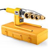 آلة لحام الأنابيب 600/800/1000/1200 واط 20-110 مللي متر أنبوب لحام الحديد أداة لحام البلاستيك PP / PPR / PB / PE أنبوب التدفئة أداة تذوب الساخنة