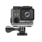 EKEN H9R V2.0 4k/30fps Sport Camera 2Inch Screen Remote WiFi 170 Degree Wide Angle Waterproof Action Cam Bike Outdoor Cycling